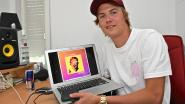 """Dj Demale (18) brengt eerste single en debuutalbum uit: """"Enorm spannend"""""""
