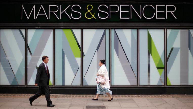 Google Hoofdkwartier Londen : Honderden banen weg in hoofdkwartier marks & spencer in londen