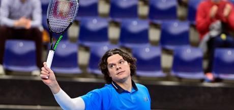 Blessé aux abdominaux, Raonic déclare forfait à l'European Open, Dimitrov en demi-finale