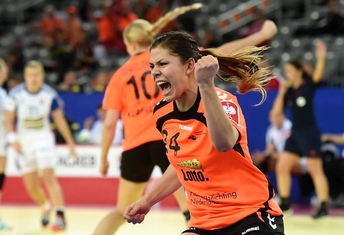 Martine Smeets met Oranje naar Rio