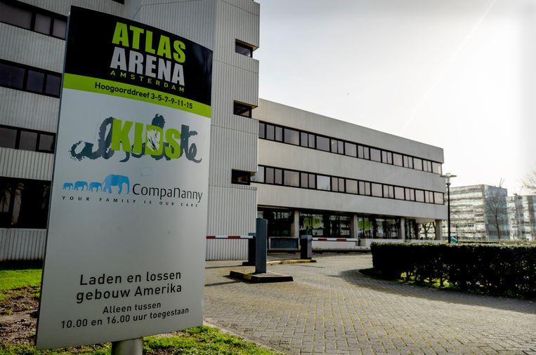 Vestiging Atlas Arena in Zuidoost van kinderdagverblijf CompaNanny. Beeld ANP