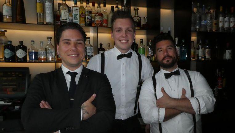 Barmanager Sjoerd Muller: