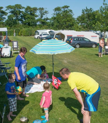Lastminuteboekingen stromen binnen bij Zeeuwse campings en parken