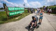 23 hectare natuur verdwijnt voor industriezone  in Groene Delle