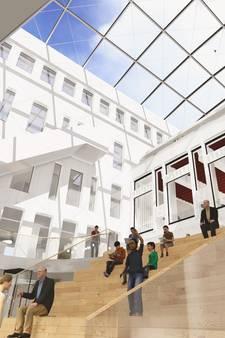 Huis van de Stad valt miljoen euro duurder uit