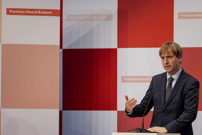 Eric de Bie, Forum voor Democratie, beoogd gedeputeerde in het nieuwe college van Brabant.
