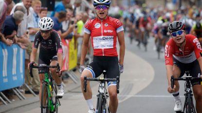 Marianne Vos wint in Merelbeke en wordt leider in BeNe Ladies Tour, Kopecky fraai tweede