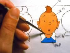 Des planches d'Hergé aux enchères mercredi et samedi à Paris