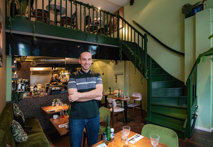 Michael Verniers van The Bite Club.