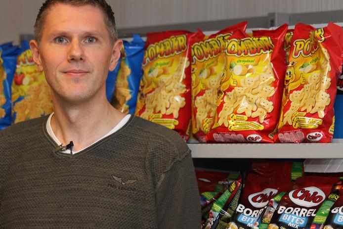 Wouter Sonderen is technisch coach maintenance leads bij Intersnack in Doetinchem.