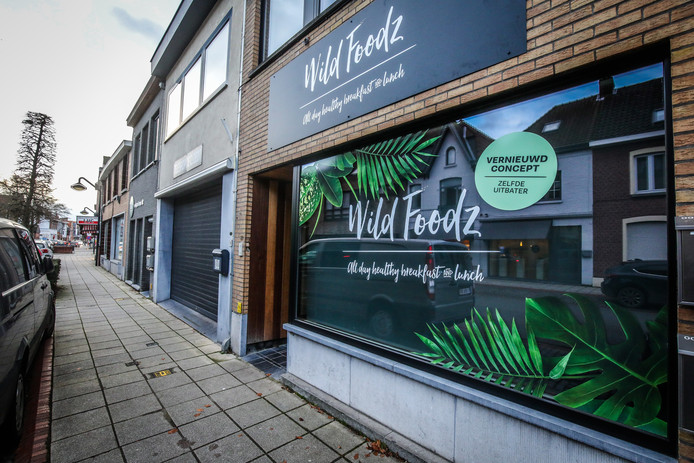 Wild Foodz in de Rijselstraat in Sint-Michiels.