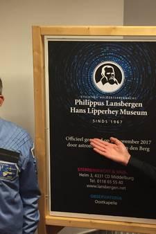 Eerste astronaut van Nederland opent museum over sterrenkunde in Middelburg