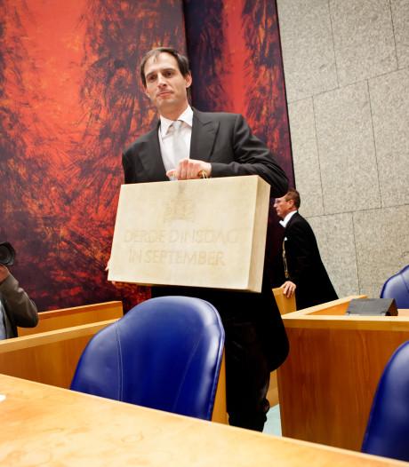 'Gure wind'-voorspelling CPB komt Hoekstra prima uit