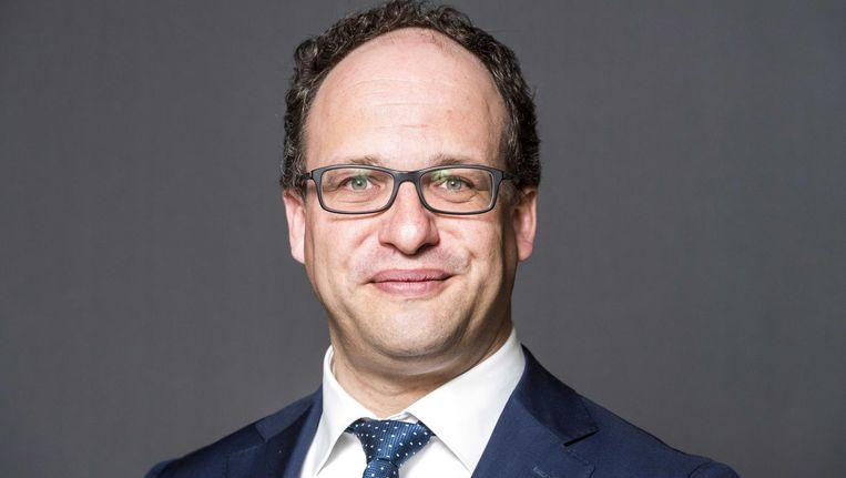 Wouter Koolmees (D66) is een belangrijke kandidaat voor een ministerspost. Beeld anp