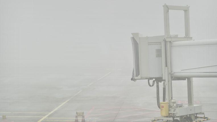 Foto ter illustratie. De rook in het vliegtuig was het gevolg van een klein elektrisch brandje. Beeld ANP