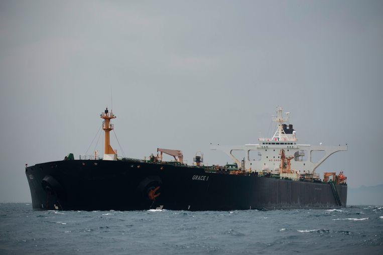 De inbeslagname van de Iraanse tanker Grace 1 wordt nog dertig dagen langer verlengd.
