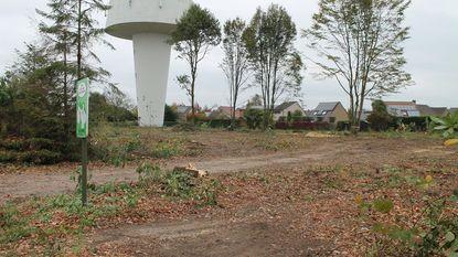26 sociale woningen vlak bij watertoren