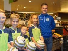 Blummel van FC Den Bosch trapt af voor Voetbaldagen in 'zijn' Schijndel