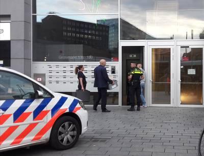 Dode vrouw in Markthal-woning gevonden, mannen aangehouden