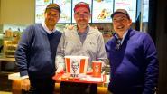 Zo ziet de allereerste KFC in Vlaanderen eruit, mét drive-in