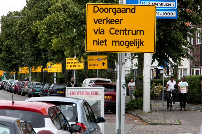 borden Leenderweg Eindhoven