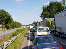 Meer dan een uur vertraging na dodelijk ongeluk op A3 bij Emmerik