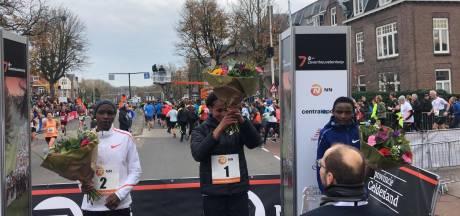 Ethiopische Gidey wint Zevenheuvelenloop en verpulvert wereldrecord