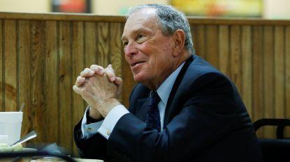 Miljardair Michael Bloomberg  blijft geheimzinnig over kandidatuur presidentsverkiezingen, maar dient wel documenten in