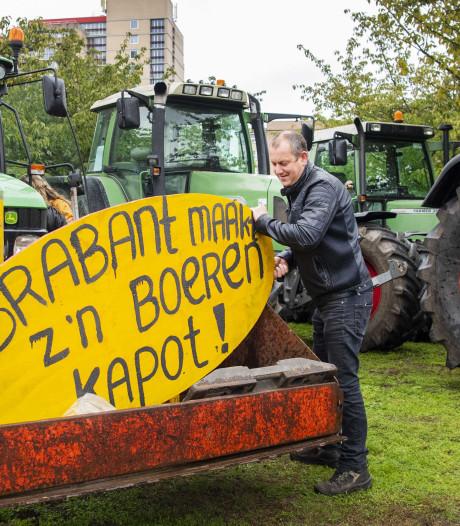 'Derde Brabantse veehouders overweegt te stoppen als stikstofplannen provincie doorgaan'