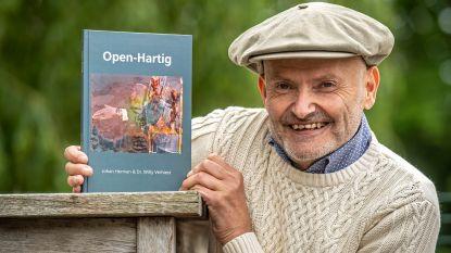 """Johan Herman brengt in boek 'Open-hartig' moedige getuigenis over zijn drie hartoperaties: """"Vroeger zou ik de leeftijd van 35 jaar nooit gehaald hebben"""""""