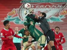 Liverpool boekt eerste zege sinds eind september dankzij kopbal Jota