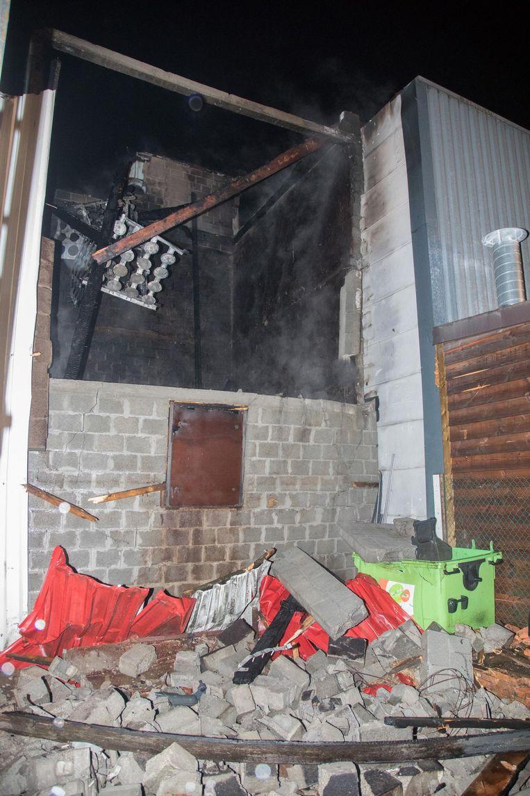 Wonderbaarlijk Stofexplosie in silo met houtkrullen en zaagsel   Essen   In de GW-01