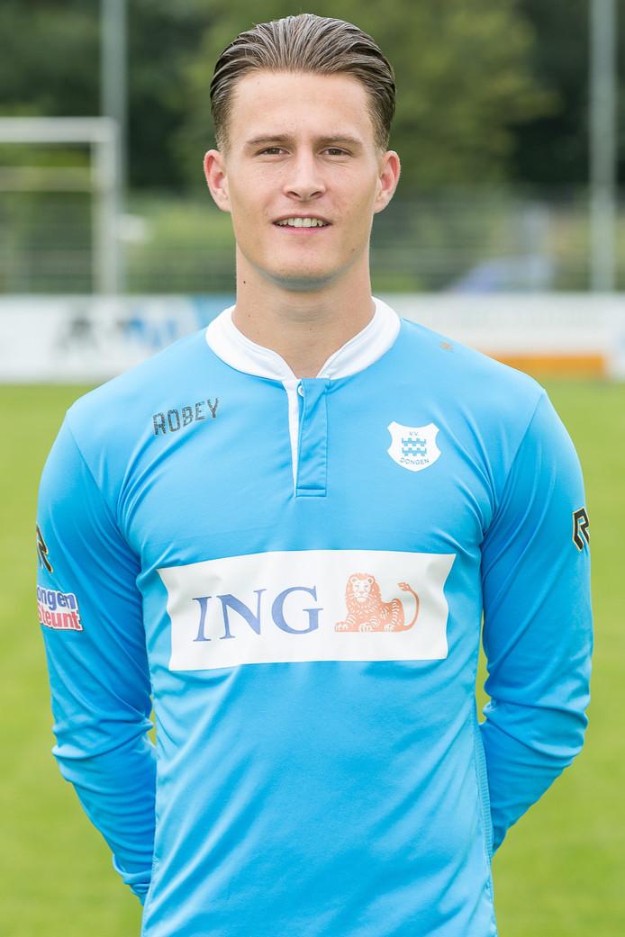 Jordy Zielschot gaat het bij RKC Waalwijk weer in het betaalde voetbal proberen.