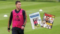 """Spaanse media verlekkeren zich aan transfer Hazard: """"De twaalfde Galáctico"""""""