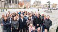 Stadsbestuur van Oudenaarde dankt meer dan veertig Mooimakers