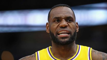 VIDEO. LeBron James en LA Lakers mogen definitief kruis maken door play-offs