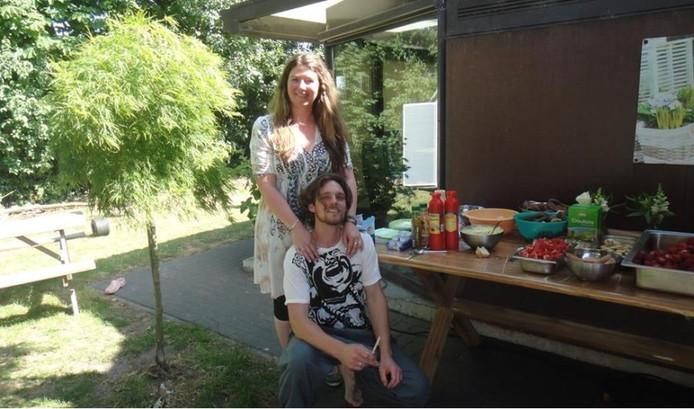 Sabrina en Jacky Polderman stoppen met hun dierenwinkel Amigo en bloemenzaak 't Blommetje.