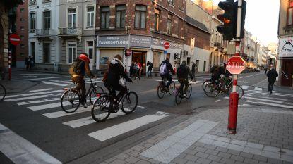 Met deze 3 ingrepen is het circulatieplan helemaal rond: nog meer 'knips' op komst aan de Vaartkom, aan het Sint-Jacobsplein en in de Ravenstraat.