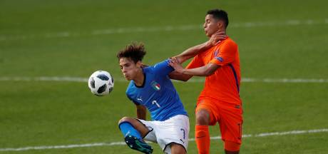 Oranje onder 17 met PSV'ers Ihattaren, Sambo en Thomas Europees kampioen