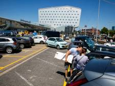 Parkeren Eindhoven Airport werd vorig jaar fors duurder