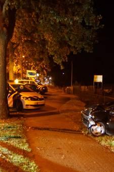 Twee vrouwen gewond na ongeluk op de Europalaan in Kaatsheuvel