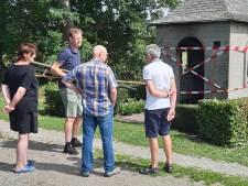 Buurt hoopt uitgebrand kapelletje Langenboom weer snel op te knappen: 'Was het een geest of vandalisme?'