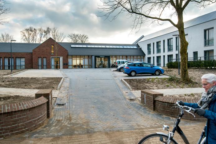 Verzorgingshuis Hoogstede.