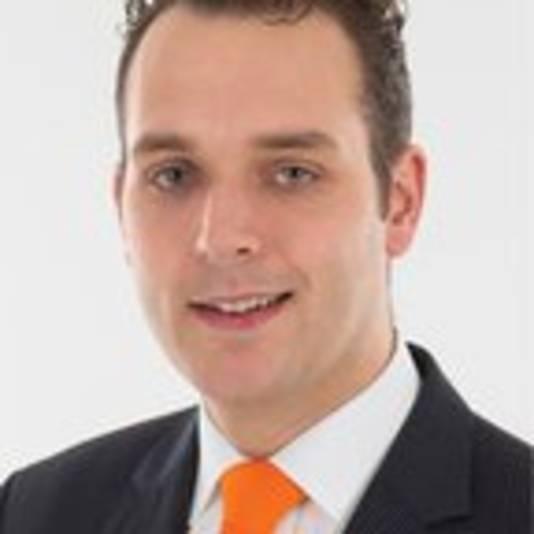Bertrick van den Dikkenberg uit Elst (U) neemt voor de SGP plaats in de Provinciale Staten
