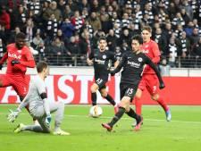 Europa League-duel Salzburg-Eintracht Frankfurt uitgesteld wegens storm