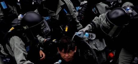 China: Tegenmaatregelen bij buitenlandse inmenging Hongkong