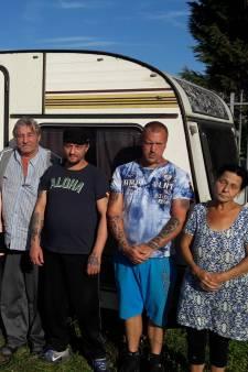 Woonwagenbewoners strijden in actiekamp Elst om een eigen plek
