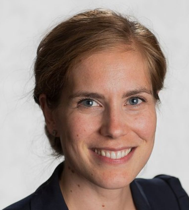 Simone Kukenheim. Beeld