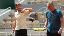 Haalbare kaarten voor Goffin en Mertens in eerste ronde Roland Garros