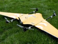 Demonstratie met medische drone mislukt door regen en wind: kan Isala straks dan wel met bloed vliegen?